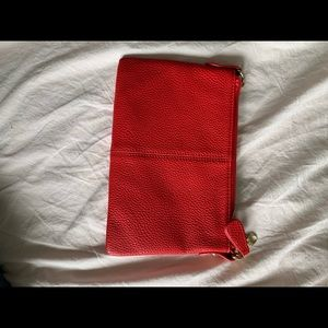NWOT Charming Charlie's Red Purse